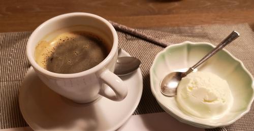 あらたま庵のコーヒー