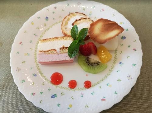 ポンヌフのケーキ