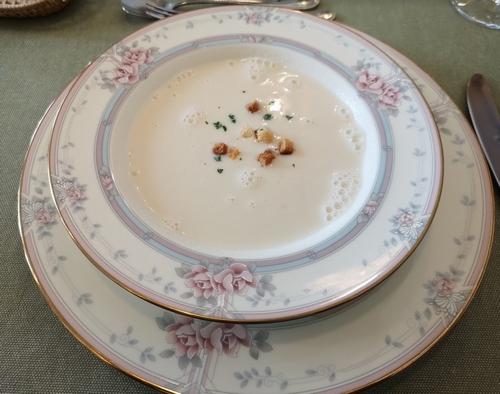 ポンヌフのスープ