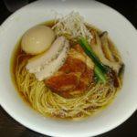 麺屋龍壽 (メンヤ リュウジュ)の醤油ラーメン
